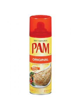 Pam cookingspray