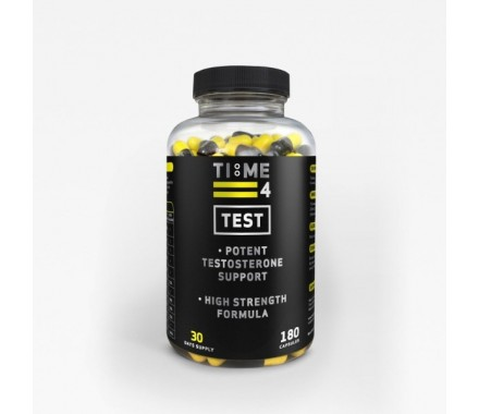 Test Time 4 Nutrition